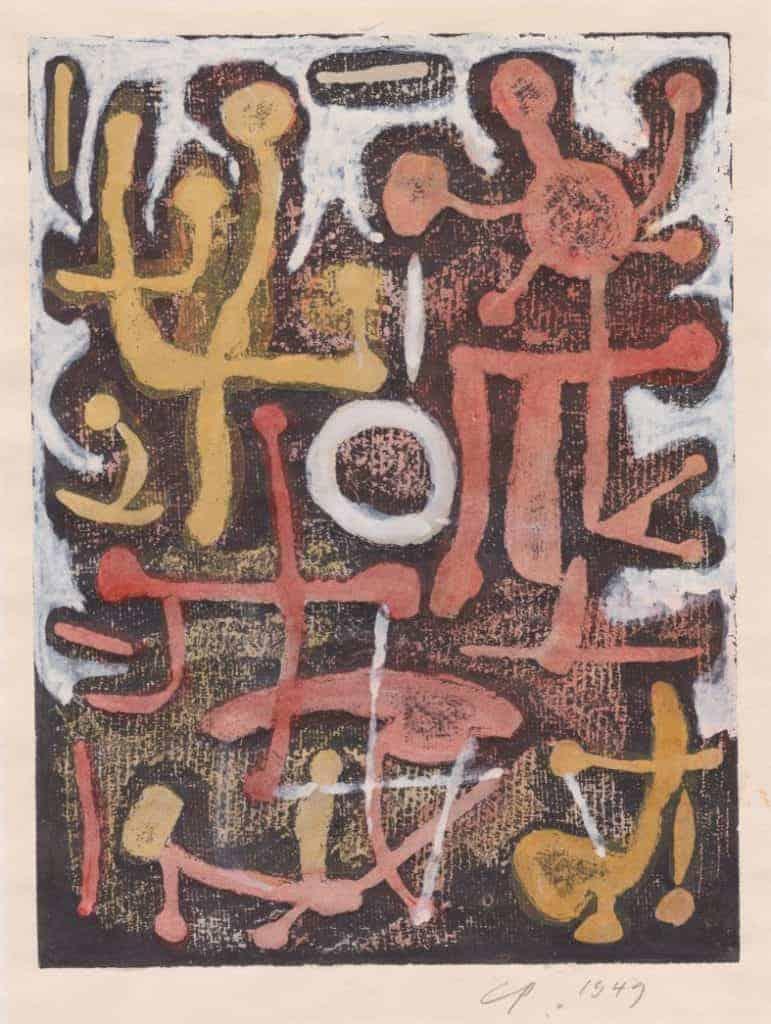 Charles Pollock, Untitled 1,