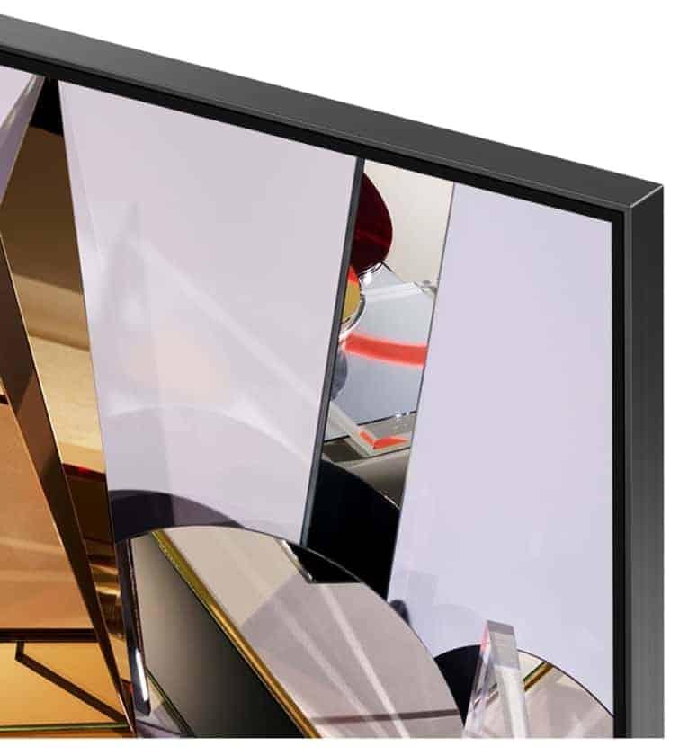 Marcos del Samsung Q700T 8K QLED 2020