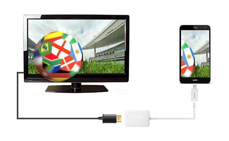 Como conectar móvil a TV