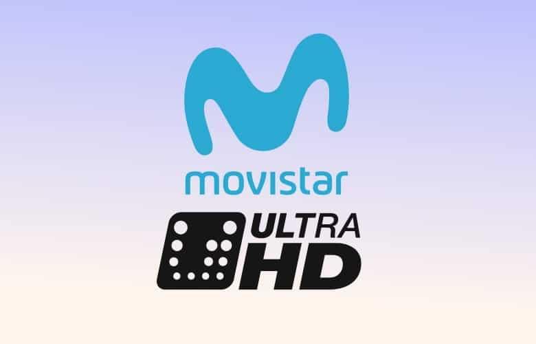 Movistar en 4K 2018