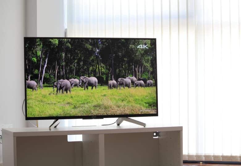 Televisor Sony XF8596 4K Triluminos
