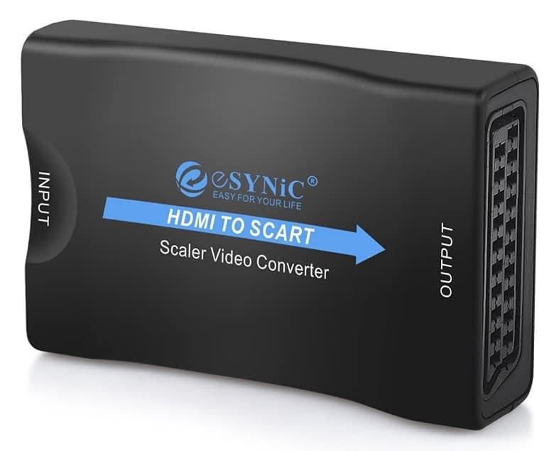 Adaptador de HDMI a Euroconector