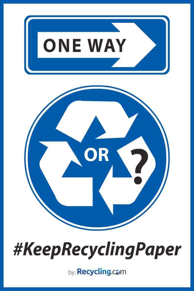 KeepRecyclingPaper