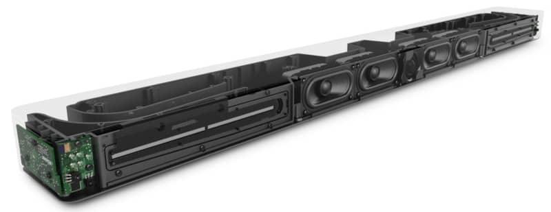 Altavoces Bose SoundBar 700