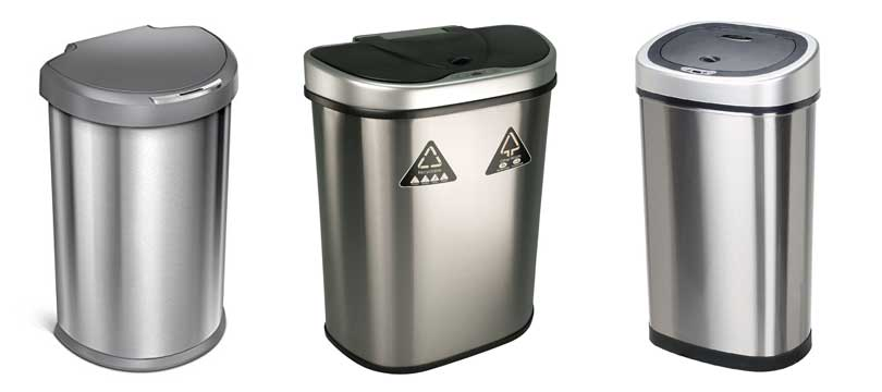 automatic-trash-cans-motion-sensor-infrared
