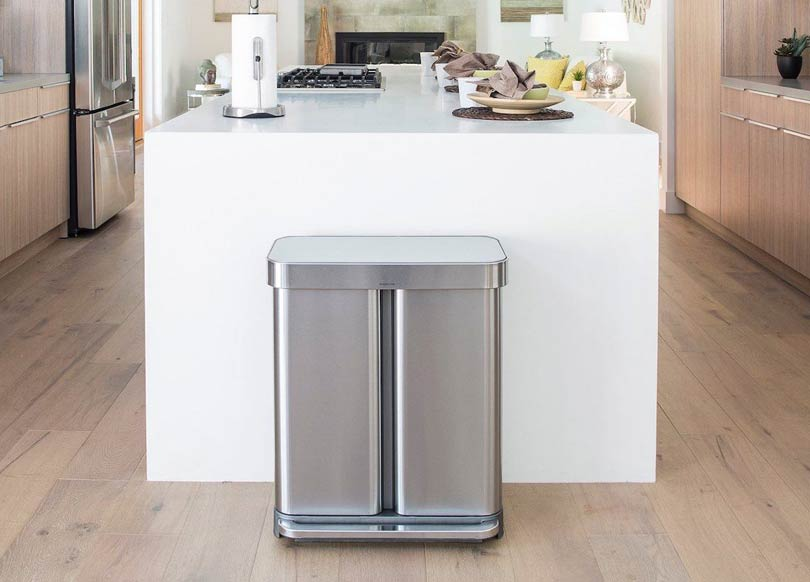 two-compartment-trash-can-simplehuman