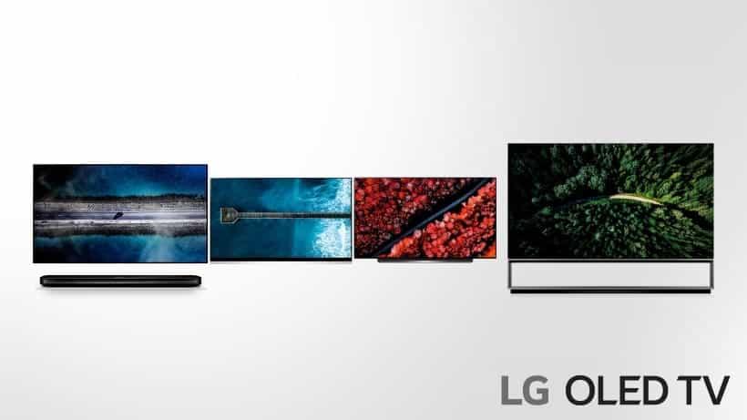 LG presenta nueva gama OLED 2019 en el CES