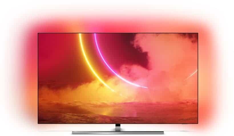 Nuevo TV Philips OLED855 4K 2020