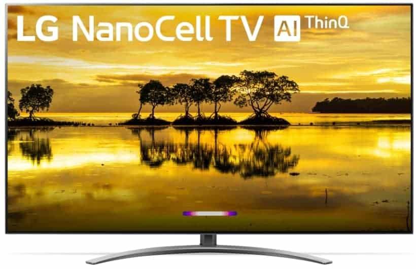 LG Nanocell SM9000 2019