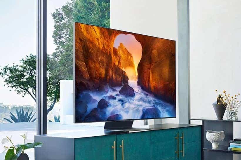 Comparativa televisores Samsung QLED 2019