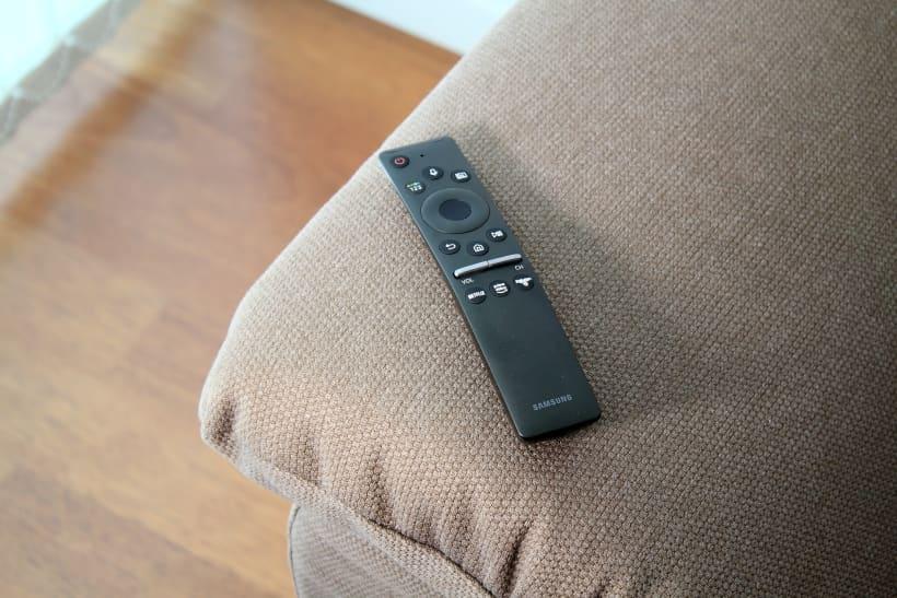 Mando Samsung Smart TV TU8505 y RU8005