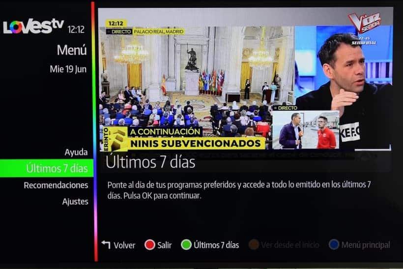 LovesTV en LG SM8200 WebOS 4.5