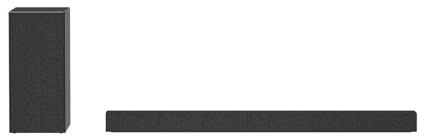 Barra de sonido LG SPY7 Meridian Audio