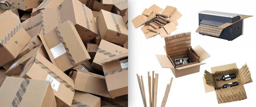 karton-schredder-kartonafval-eco-vriendelijk-verpakkingsmateriaal