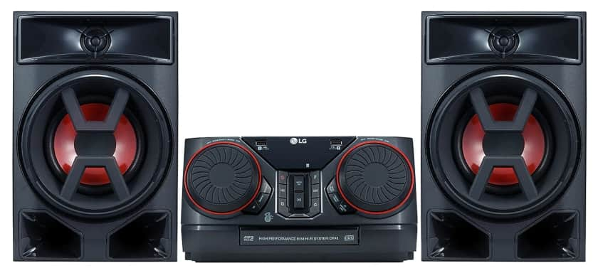 LG XBOOM CK43 equipo de alta potencia 300W