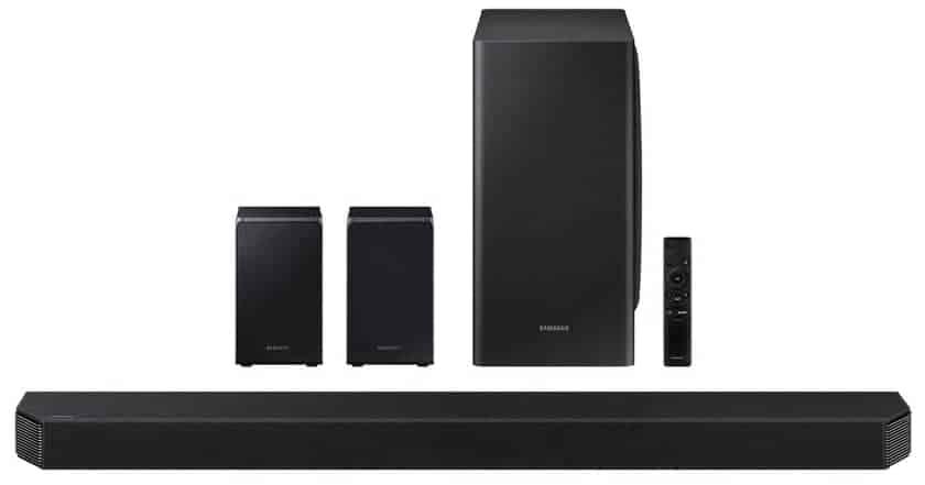 Samsung HW-Q950T barra de sonido Dolby Atmos 9.1.4