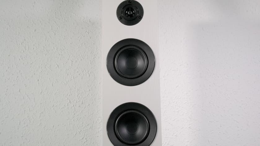 Altavoces de la torre de sonido 2.1 Tower 5 g2 con 65W