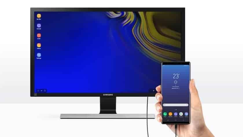 Qué es Samsung Dex y como se usa
