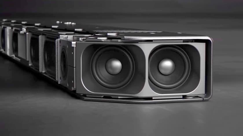 Altavoces laterales barra de sonido Samsung HW-Q950A 11.1.4 canales