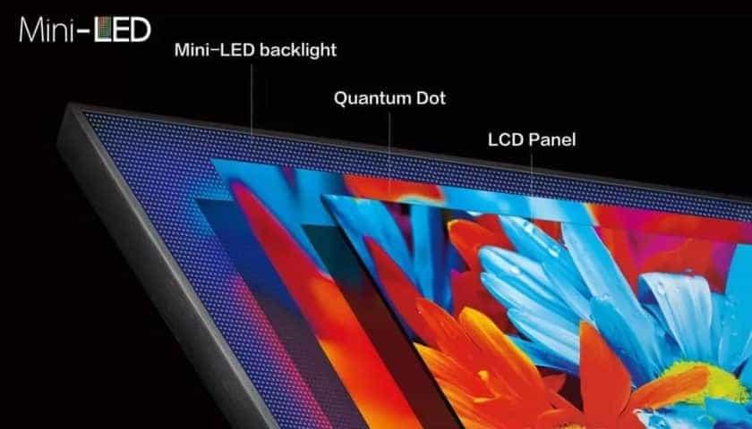 Mini-LED-con-tecnologia-Quantum-Dot