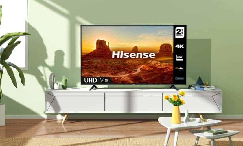 Review Hisense AE7000F 4K TV 2020 Análisis y opinión