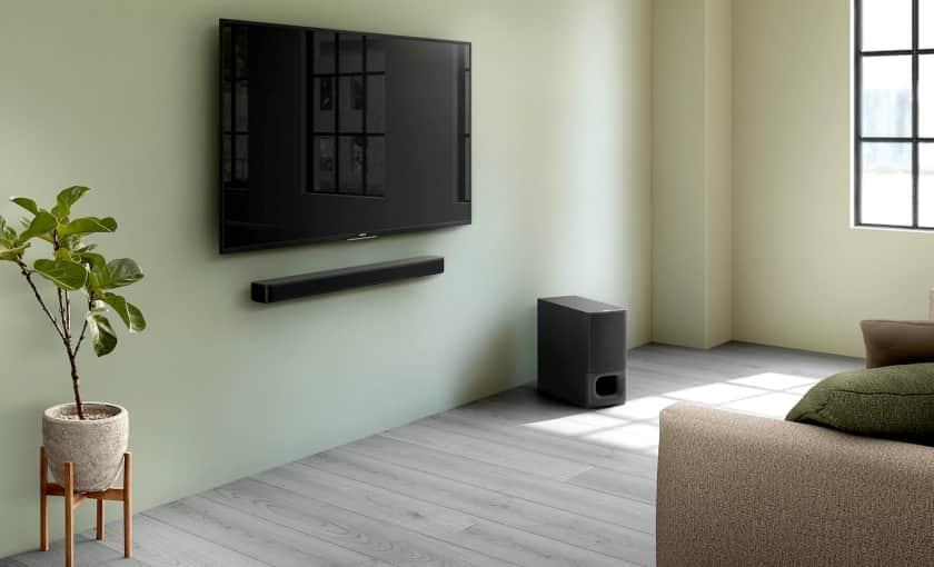 Review barra de sonido Sony HT-S350 - Análisis y opinión
