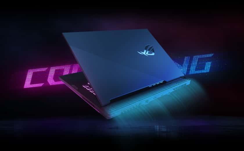 Sistema de refrigeración - Los mejores portátiles para gaming