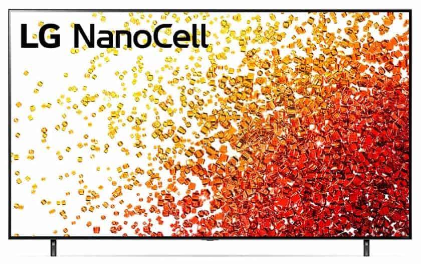 LG NanoCell 4K 2021 NANO90