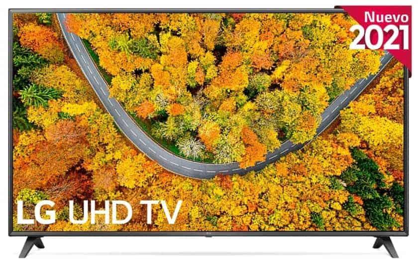 LG UP75006 UHD 4K 2021