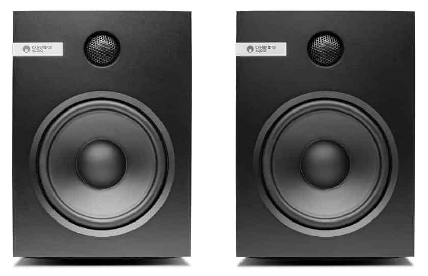Altavoces de estantería Cambridge Audio Evo S