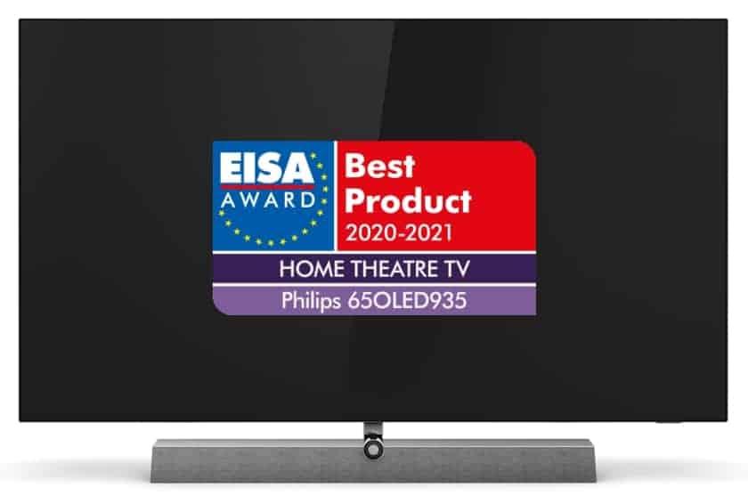 Philips OLED+935 gama 2020