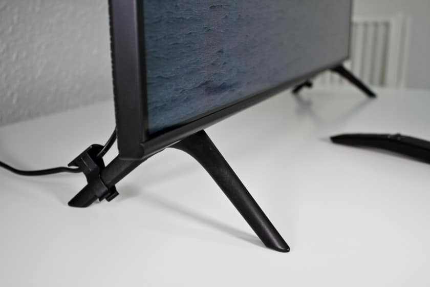 Diseño soporte Samsung QLED Q60T
