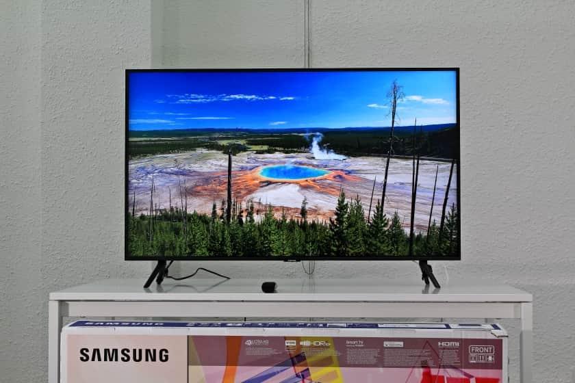 Samsung Q60T QLED Dual LED 2020 review