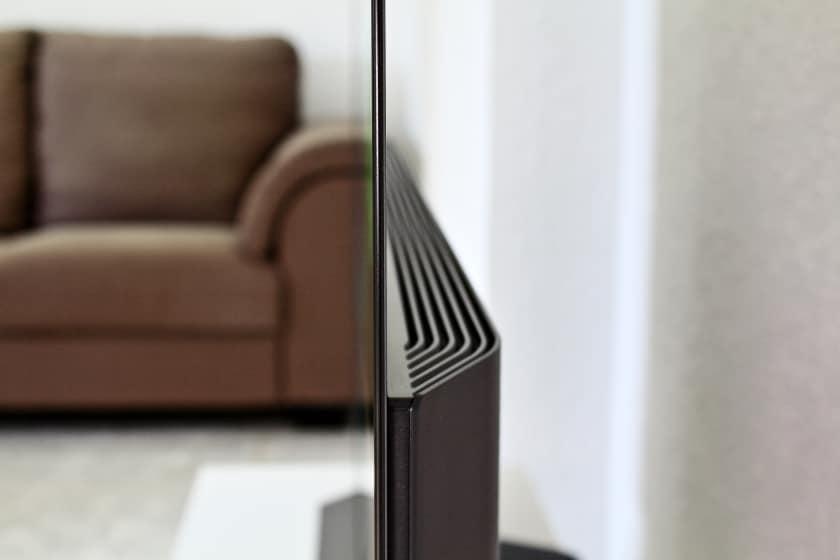 Grosor pantalla TV LG OLED C9PLA
