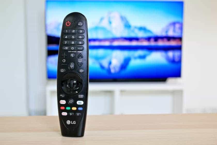 Mando Magic Control TV LG