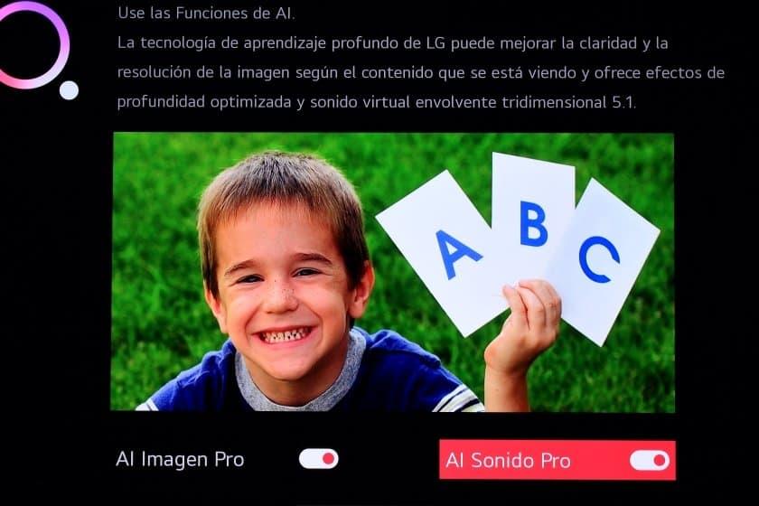 AI Imagen Pro procesador Alpha 9 de tercera generación
