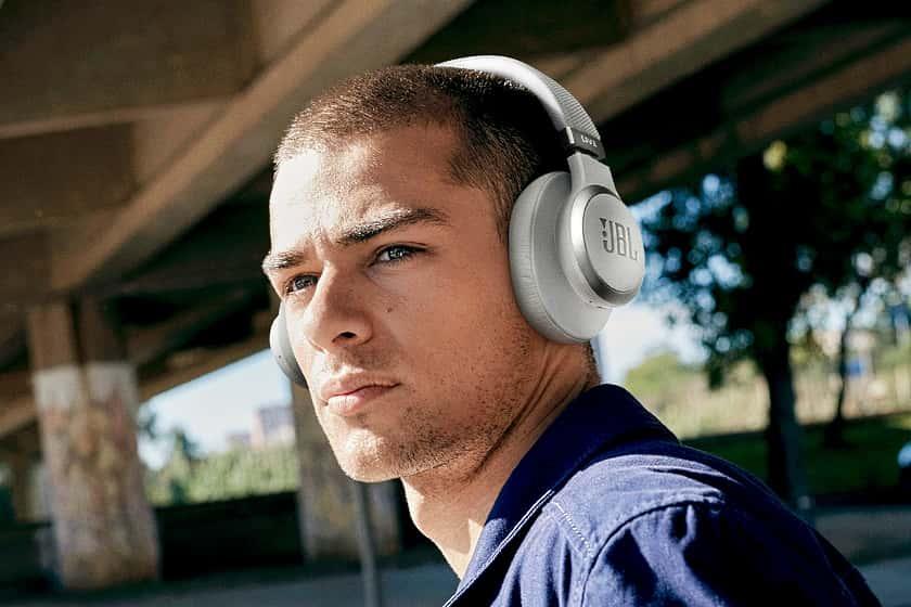 JBL Live 660NC auriculares Bluetooth con cancelación de ruido