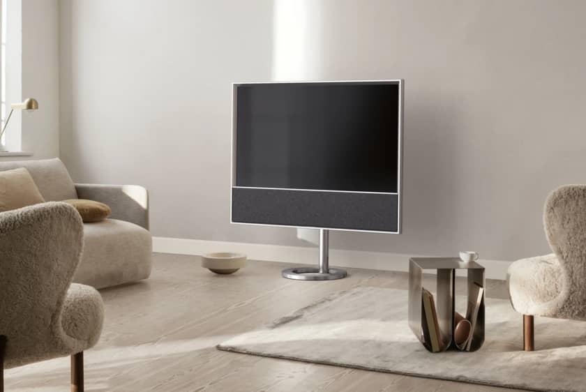 Beovision Contour TV OLED de 48 pulgadas de Bang & Olufsen