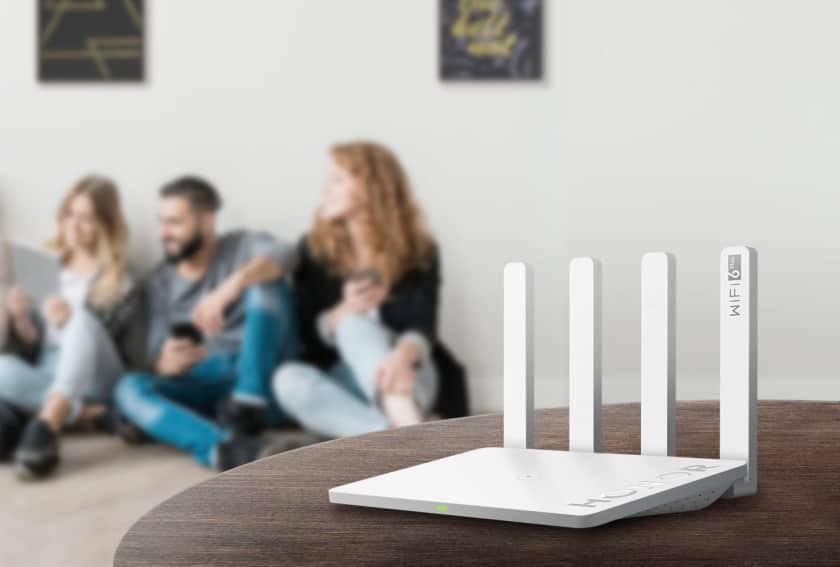 Ubicación del router para una buena señal WiFi