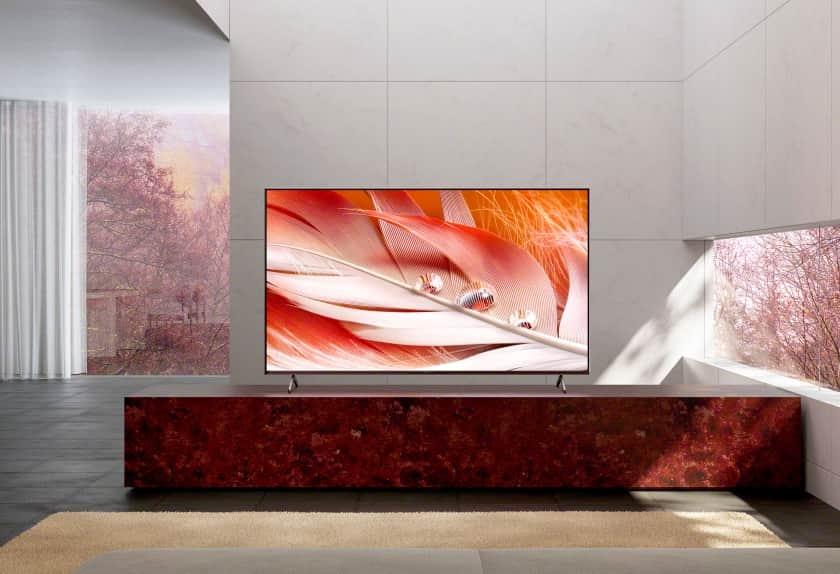 Televisores Sony 2021 - Nueva gama Bravia 8K, OLED, LED 4K y HD