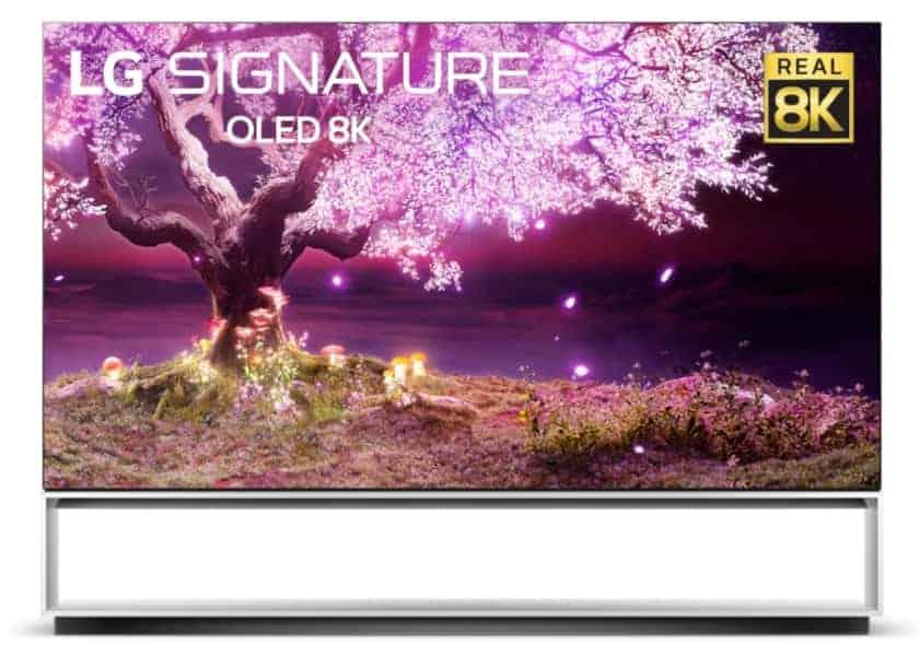 LG OLED 88 Z1 Signature