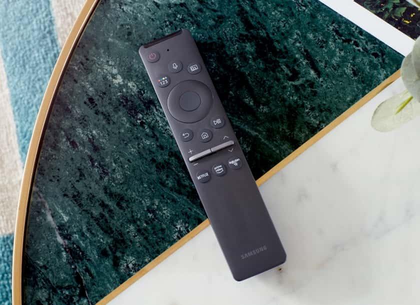 Mando One Remote con control por voz Samsung Q70T
