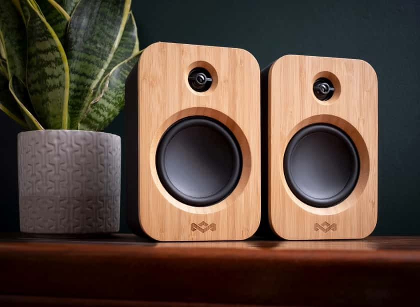Nuevos altavoces The House of Marley Get Together Duo