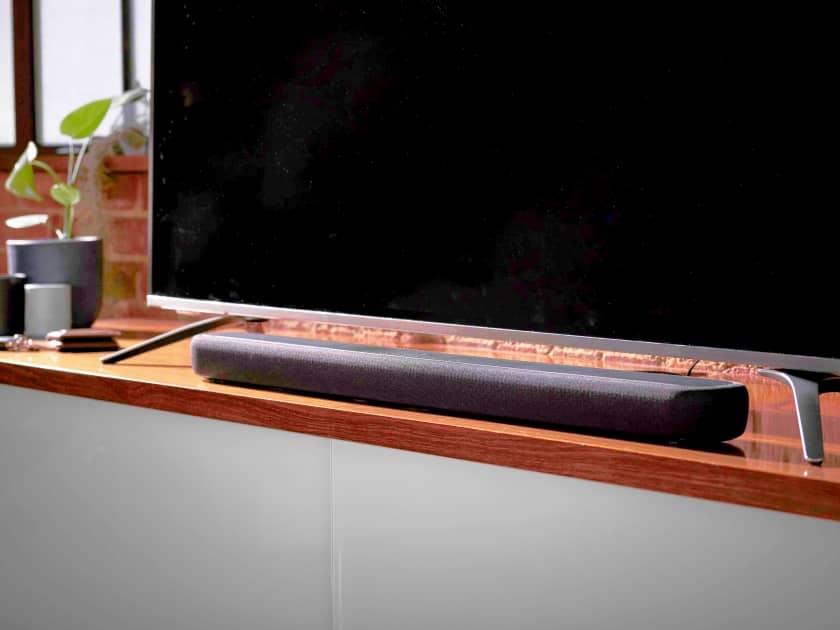 Review barra de sonido Yamaha YAS-209 con Alexa - Análisis y opinión