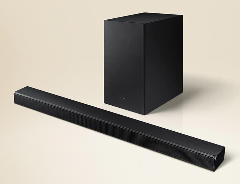 Nueva barra de sonido 2021 HW-A550 de Samsung