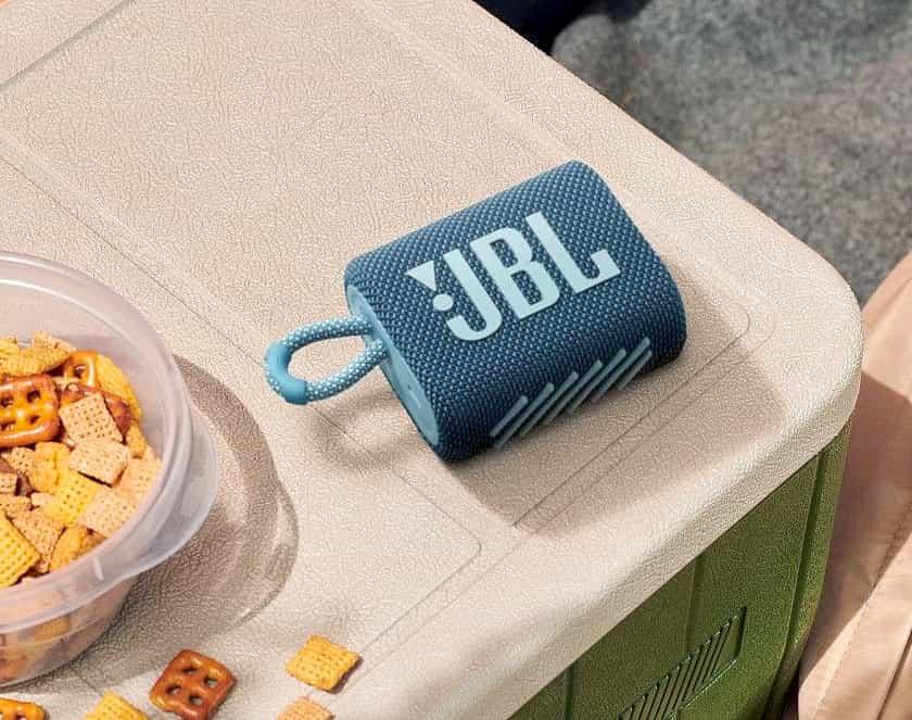 Altavoz portátil JBL GO 3 análisis y opinión