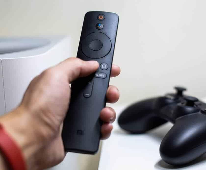 Mando a distancia por voz del Xiaomi Mi TV Box S