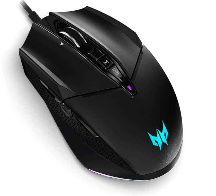 Ratón gaming Acer Predator Cestus 335