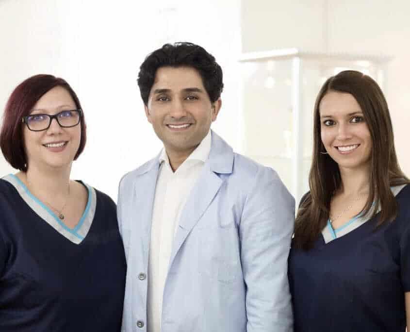 Zahnarzt Dr. Nekzai Hamburg