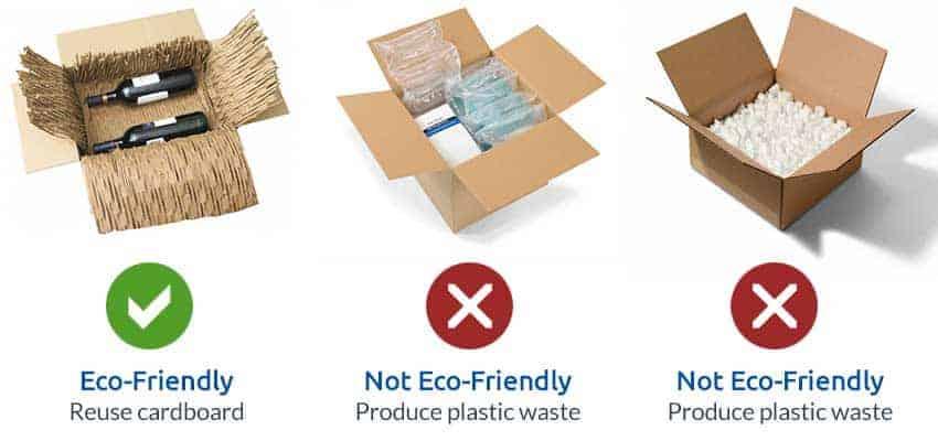 cardboard-packaging-vs-plastic-packaging-material